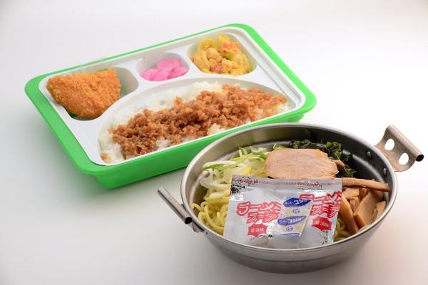 麺セット(ラーメン)<br>秋冬限定