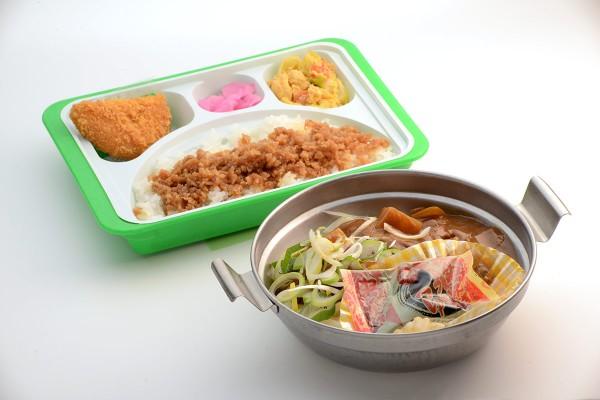 麺セット(温かいうどん)<br>秋冬限定
