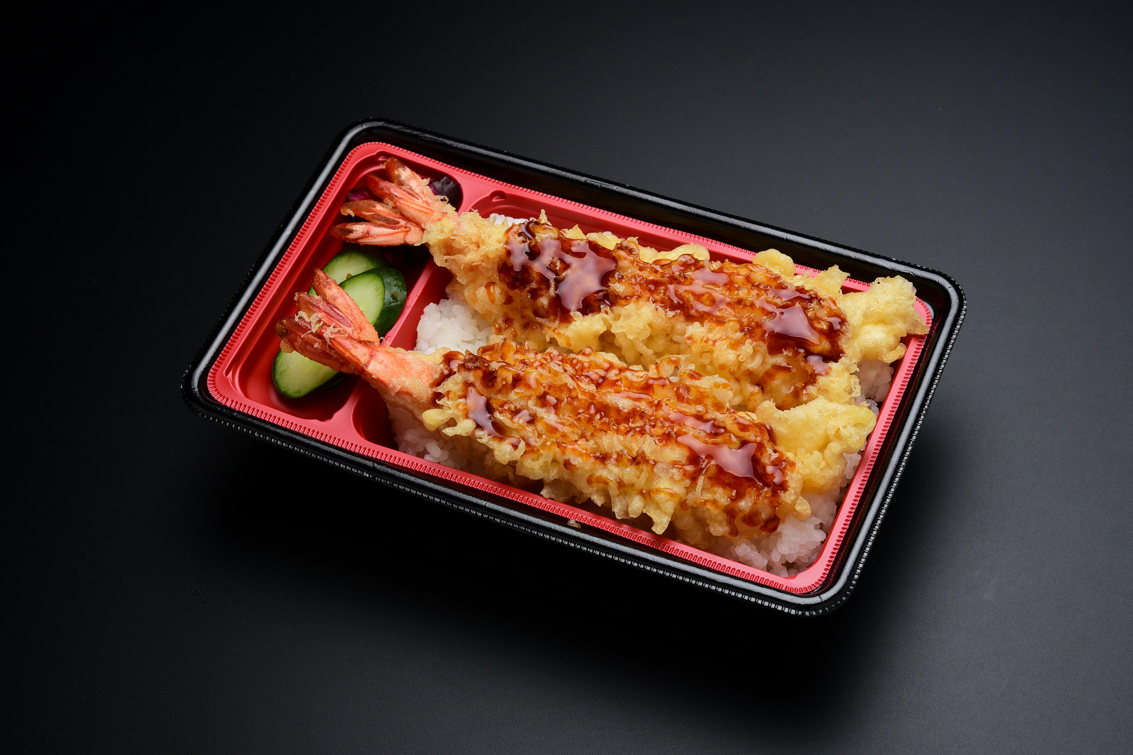 大海老天丼(たれ付き)