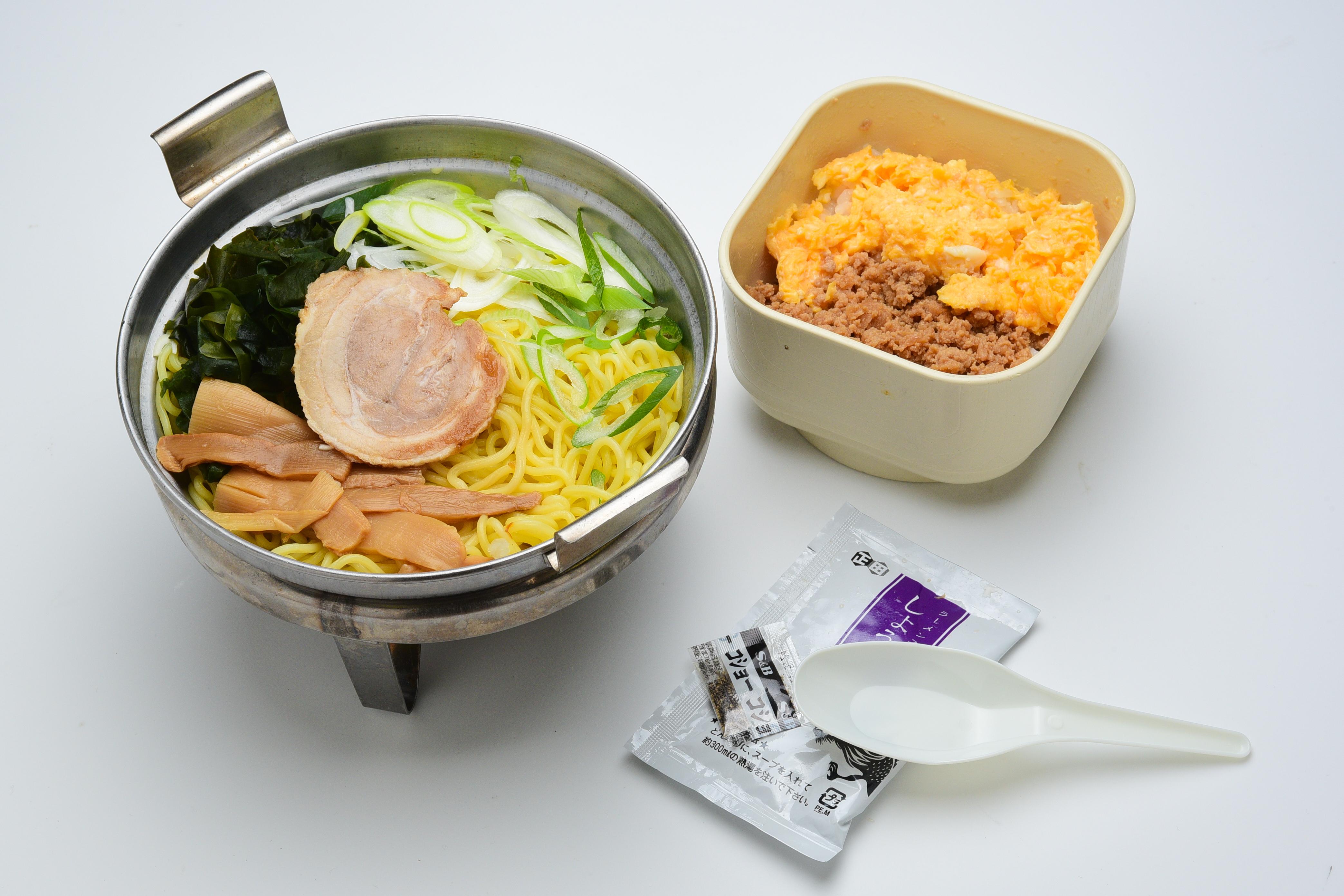 ききょう麺(温かい)秋冬限定